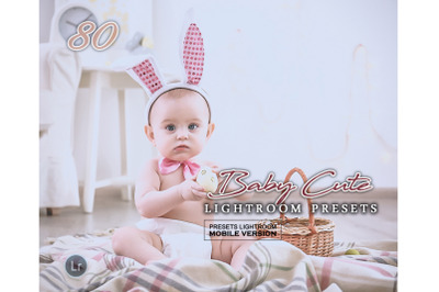80 BabyMobile Presets (Adroid and Iphone/Ipad)