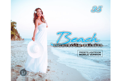 36 BeachMobile Presets (Adroid and Iphone/Ipad)