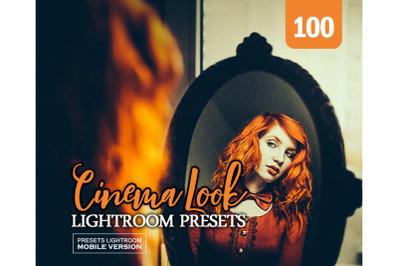 100 Cinema LookMobile Presets (Adroid and Iphone/Ipad)