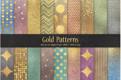 Gold Patterns