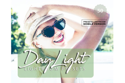 50 DayLight Mobile Presets (Adroid and Iphone/Ipad)