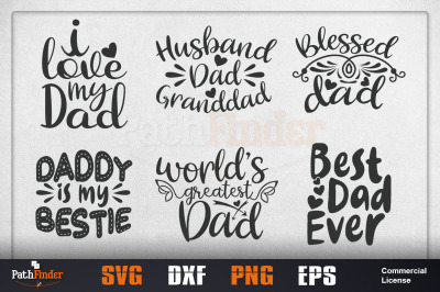 782338fc5 Father's day svg Bundle, gift for parents day, fathers day shirt