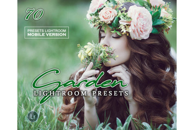 70 GardenMobile Presets (Adroid and Iphone/Ipad)