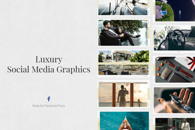 Luxury Facebook Posts