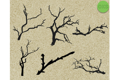 tree branch svg, svg files, vector, clipart, cricut, download