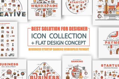 Icon Collection.