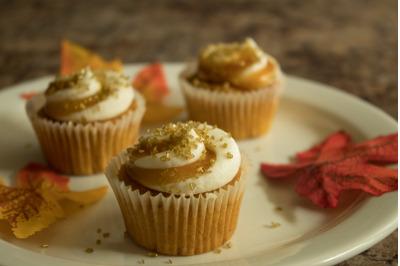Bundle: Pumpkin Spice Cupcakes