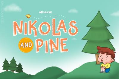 Nikolas & Pine