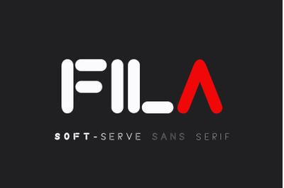 FILA - Fonts Sants Serif