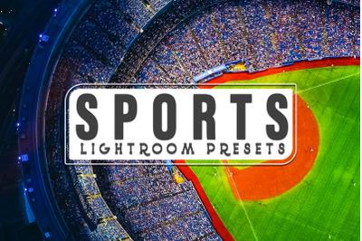 Sports Lightroom Presets