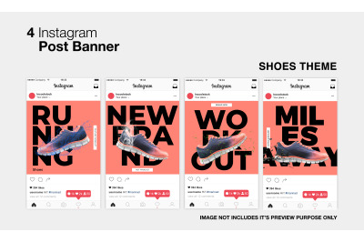 Shoes Instagram Post