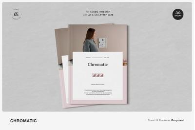 CHROMATIC Brand & Business Proposal