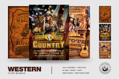 Western Flyer Bundle