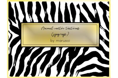 Animal vector textures