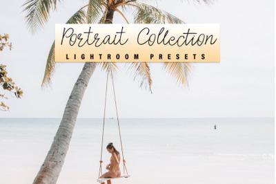 Portrait  Collection Lightroom Presets