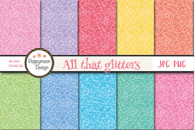 All that Glitters paper