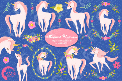 Magical Unicorns AMB-2195