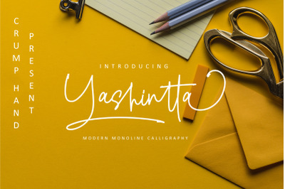 Yashintta Fonts Duo