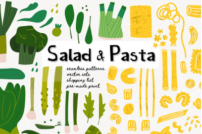 Salad&Pasta