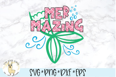 Mer Mazing SVG