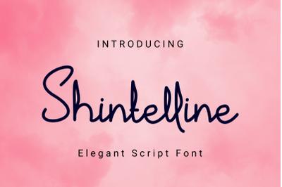 Shintelline Script
