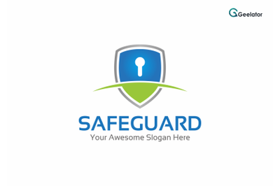 Safeguard Logo Template