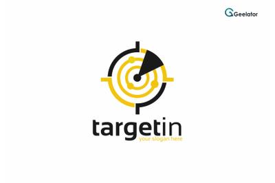 Targetin Logo Template