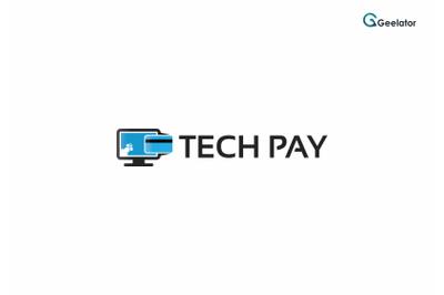 Tech Pay Logo Template