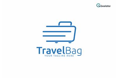 Travel Bag Logo Template