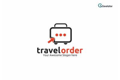 Travel Order Logo Template