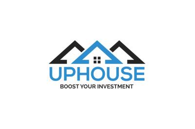Uphouse Logo Template