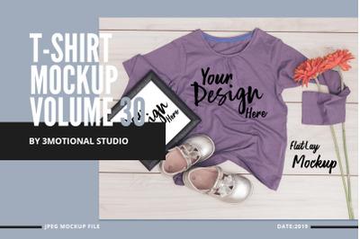 Neo T-Shirt Mockup Volume 30