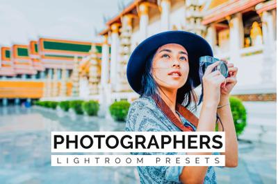 Photographers Lightroom Presets