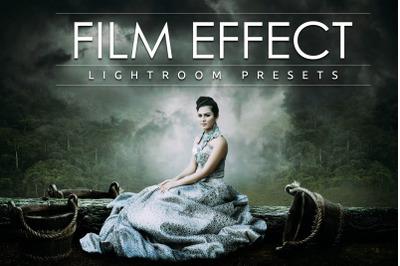 Film Effect Lightroom Presets