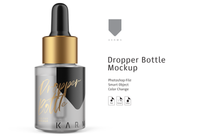 Dropper Bottle Mockup 16