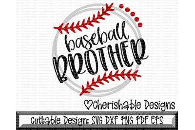 Baseball Brother Cutting File