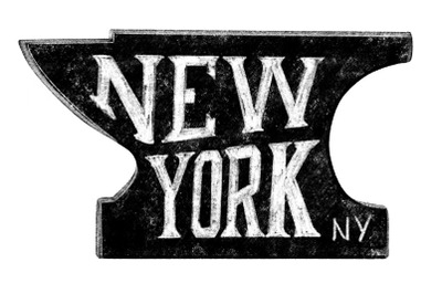 New York Anvil Graphic