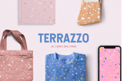 9 Trendy Terrazzo Patterns