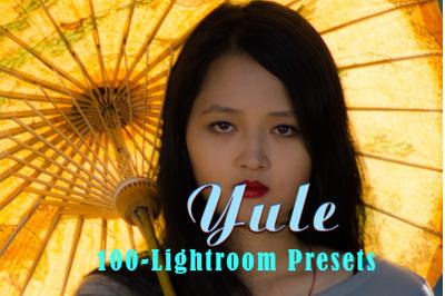 Yule Lightroom Presets