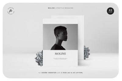 MOLINE Lifestyle Magazine