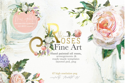 Fine art roses collection