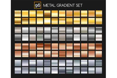Metal gradient collection
