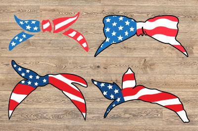 Bandana mask United States Flag 4th july independence day 1368s