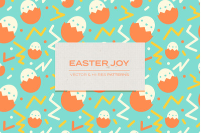 Easter Joy Patterns