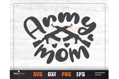 Army mom SVG Design, army mom, army mom gifts, army mom gifts,