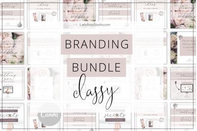 Canva Classy Branding Bundle