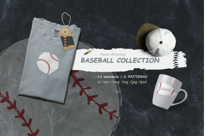 Baseball collection. Sport.