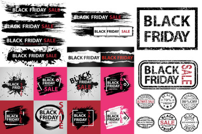 Black Friday 29 November 2019 Set
