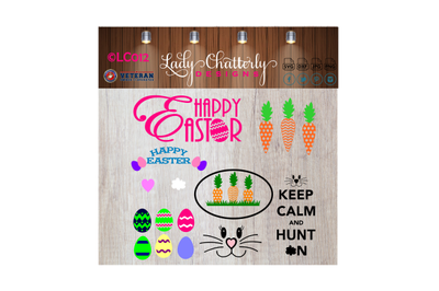 LC012 - Easter Designs