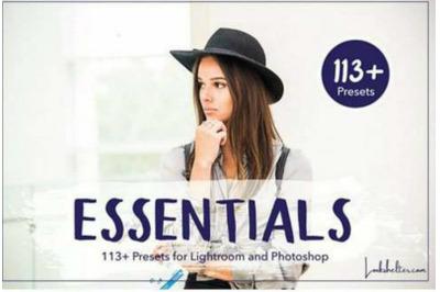 Essentials Lightroom & ACR Presets